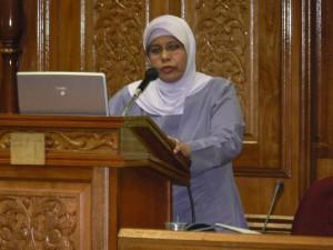 Dr. Roshada Hashim