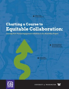 Equitable Collaboration Report front cover